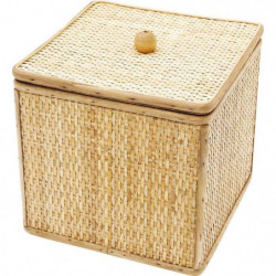 Boîte bamboo