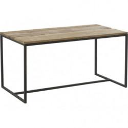 Table industrielle Huston