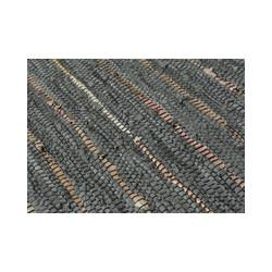 Tapis cuir